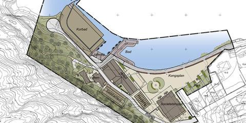 Norconsult tar fram planförslag till Marstrands nya kurbadort