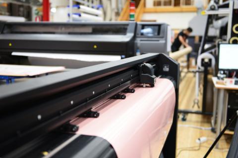 Big Image Systems utökar med egen folietillverkning
