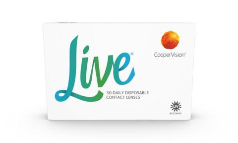 Live® - Nyt myös Flat Pack - pakkauksissa.