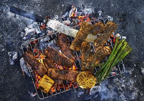 Everything you need to know about perfectly barbecuing Oumph!