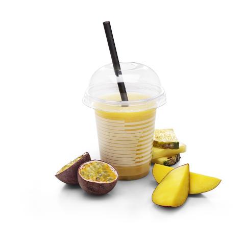 Sweet & Passion –en av sex nya juicesmaker hos 7-Eleven