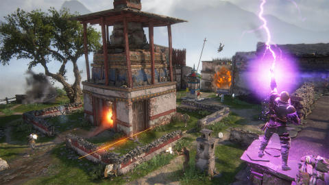 Se trailern till Uncharted 4: Bounty Hunters DLC