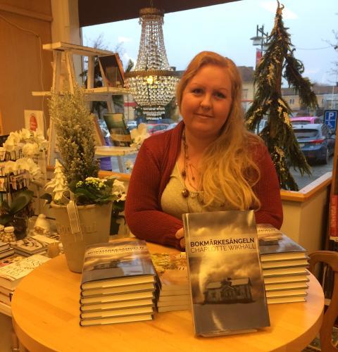 Synliggör skammen kring psykisk ohälsa i ny roman