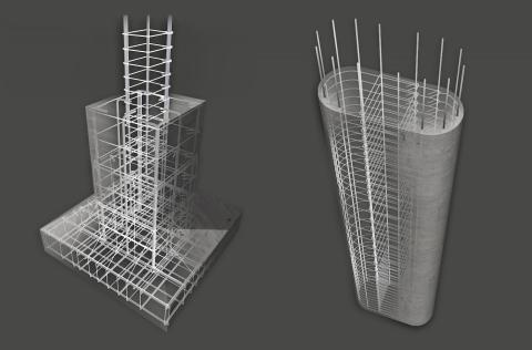 Ny versjon av armeringsmodulen for ArchiCAD