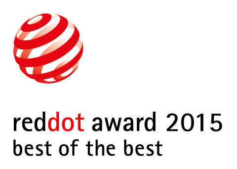 The Red Dot Award is given to outstanding designs around the world each year.