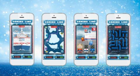 Gaming Line – Stena Line launcht Spiele-App