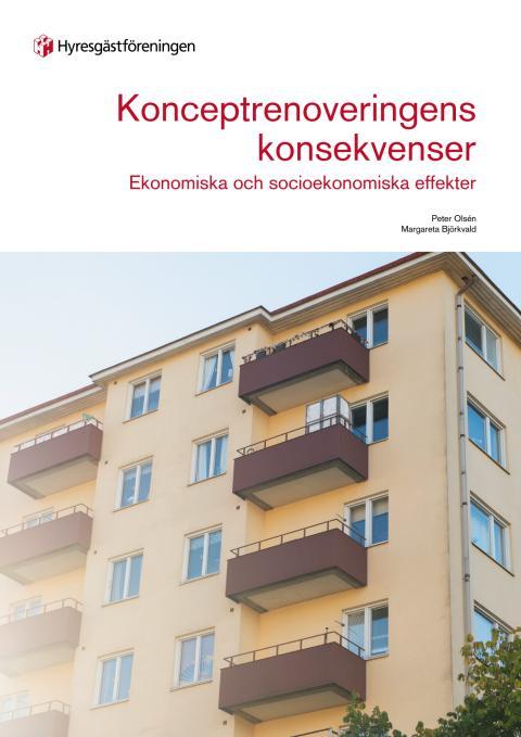 Rapport: Konceptrenoveringens konsekvenser