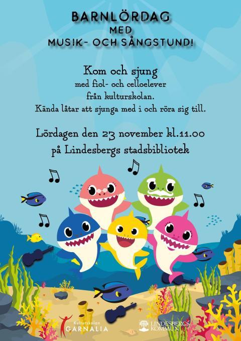 Kulturskolan: Barnlördag