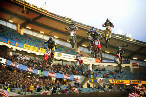 Duells International Supercross & Freestyle
