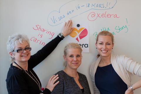 Xelera - en av WebCoasts sponsorer