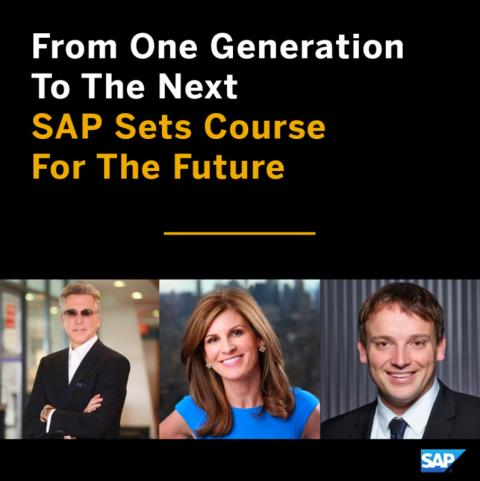 Next Generation Leadership at SAP