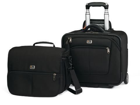 Pro Roller Attaché – uusi tyylikäs ja älykäs pyörillä kulkeva laukku Loweprolta