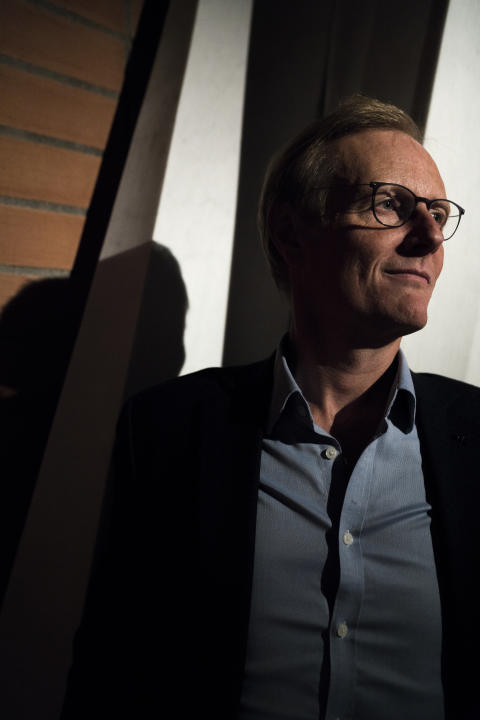 Rektor Peter Tornquist 2017 (3)