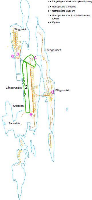Efterbehandlingsåtgärder behövs på Norrbyskär