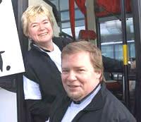 Nyföretagarkampanjen Vecka 17: På måndag startar bussturnén till 9 städer.