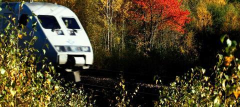 """""""Tåg kan gå var sjätte minut mot Malmö eller Göteborg"""""""