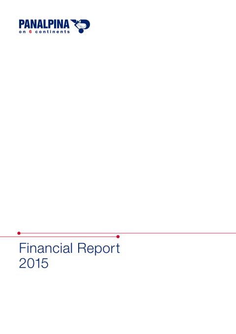 Full-year Results 2015 – Consolidated Financial Statements