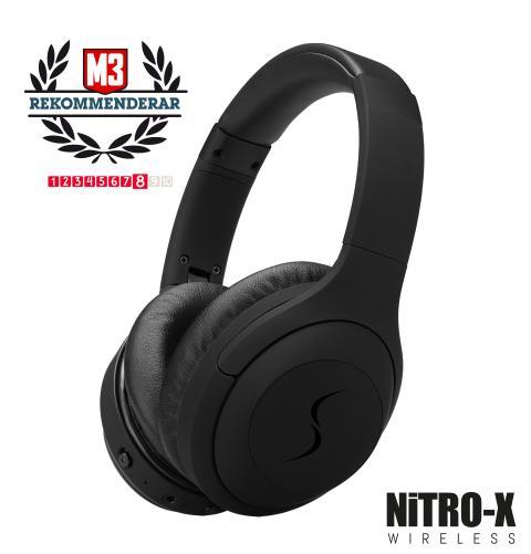 SUPRA NiTRO-X Over-ear – Rekommenderad av M3