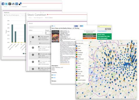 "Axiell UK launches Trend, turning ""Big Data"" into a simple, actionable evidence-base for public libraries"