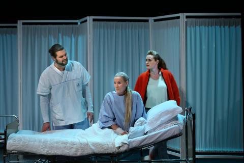 STHLM New Opera 2014: November. Foto: Stefan Nilsson.