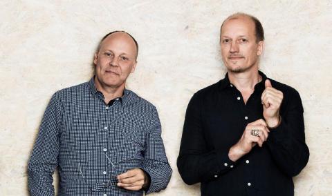 Fredrik och Ivar Foto Mats Bäcker