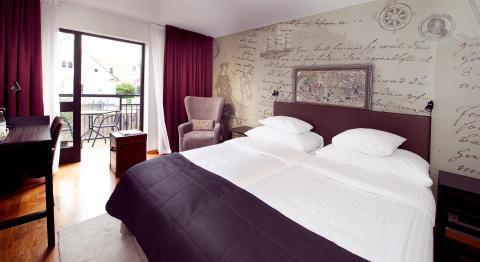 Winn Hotel Group tar hela tre placeringar på Tripadvisors lista över de 25 bästa hotellen i Sverige.