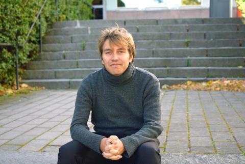Martin Kolk. Foto: Sociologiska institutionen