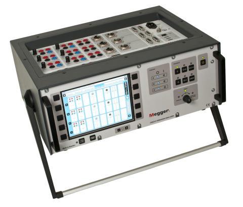 TM1700 Brytaranalysatorsystem