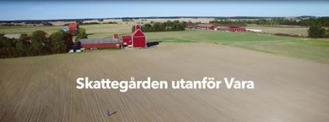 Svenskt nötkött sysselsätter 10.000 personer.  Film: Möt Andreas Lidén och se hans vardag för en mer klimatsmart uppfödning.