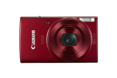 Canon IXUS 180 röd