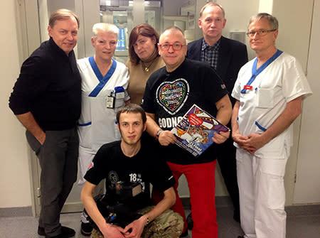 Neonatalvården på Akademiska förebild i Polen