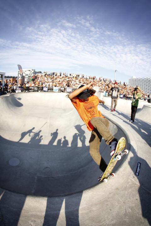 Världscupen i skateboard tillbaka i Malmö!