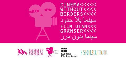 Ensamkommandes berättelser i fokus när Refugees Welcome Stockholm arrangerar Film utan gränser