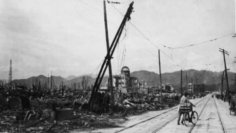 Skydda mänskligheten – avskaffa kärnvapen