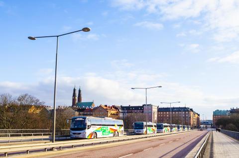 Flygbussarna startar ny linje till Liljeholmen
