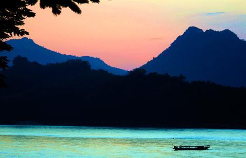 December - Luang Prabang - Laos