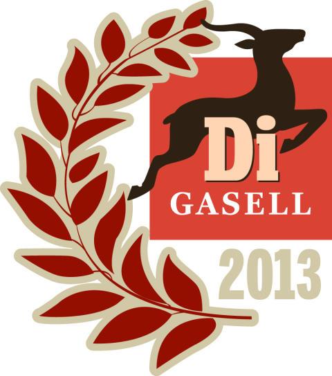 Hermods utsedd till Gasellföretag 2013
