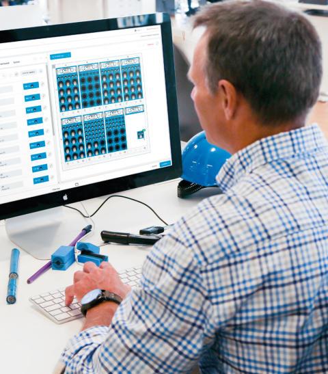 Reducer risici og tid med Roxtec Transit Designer 4.0