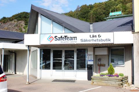 Invigningskalas hos SafeTeam i Mölndal