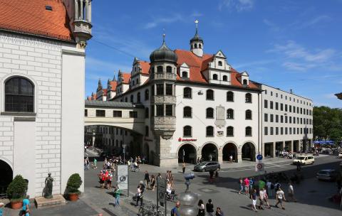 Stadtsparkasse München Hauptstelle im Tal