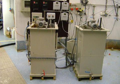 SVU-rapport 2015-01: Nitritation/anammox-processen för rejektvattenbehandling (avlopp och miljö)