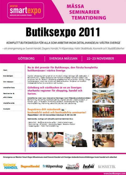 ButiksExpo 2011
