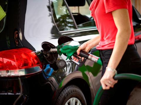Price of petrol increases for second month in a row adding £1.45 to a fill-up