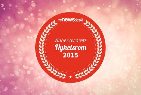 Dette er vinnerne av årets nyhetsrom 2015