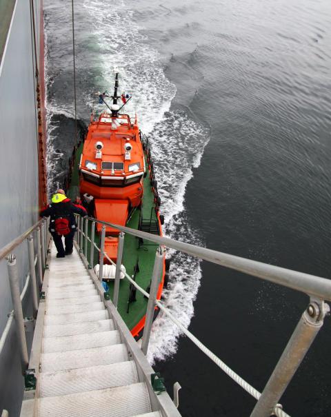Sjöfartsverket söker lotsar till Göteborg