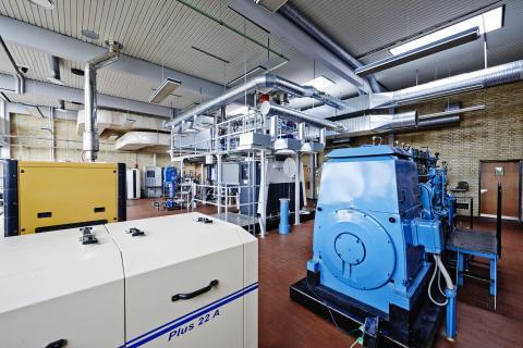 Energi og Miljølaboratorie
