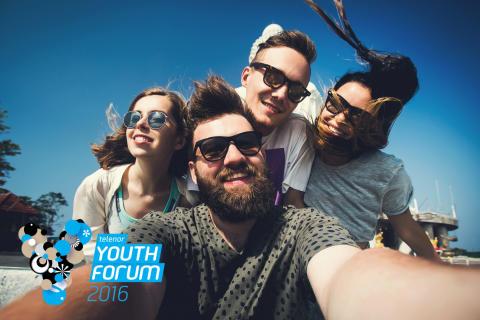 Så ska ungas digitala kunskaper främja fred – Telenor och Nobel Peace Center startar talangprogram