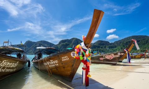 Nyhet vintern 2019 - Thailand!