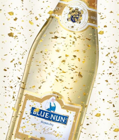 Blue Nun Sparkling Gold 3