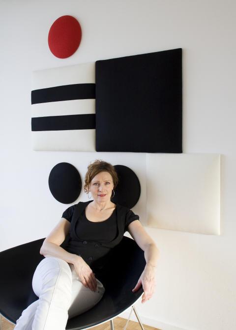 Christel Månsson VD och Formgivare